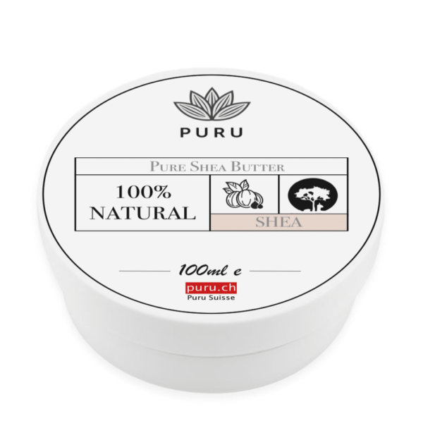 100% Pure Natural Shea Butter PURU