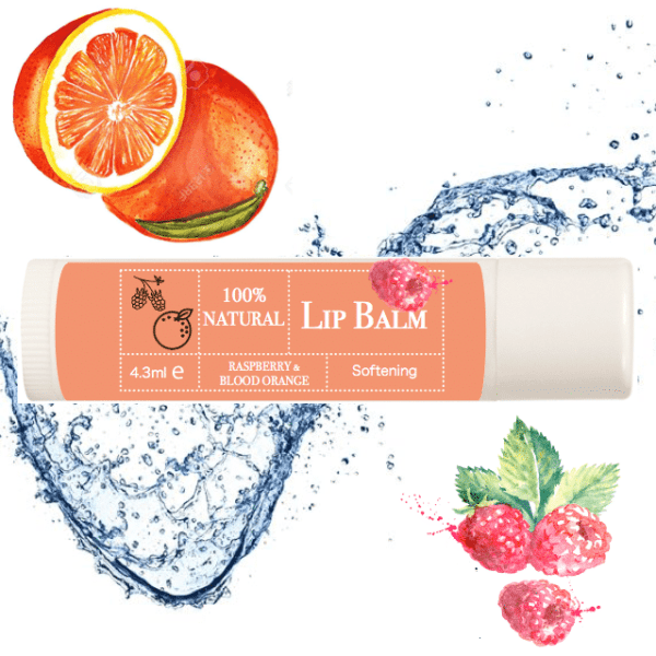 Lip Balm – Blood Orange and Raspberry photo 3