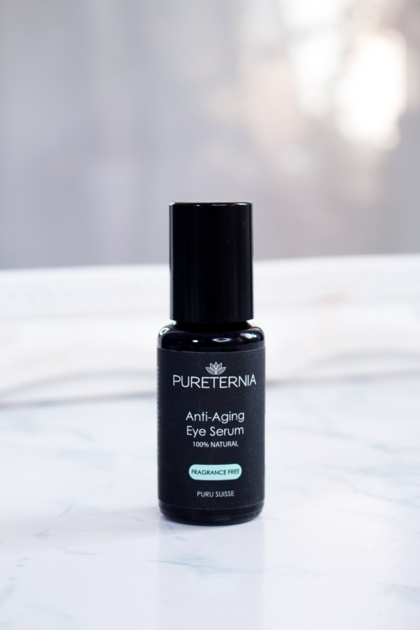 PURETERNIA Anti-Aging Eye Serum – Sensitive Skin photo 1