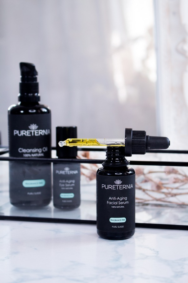 PURETERNIA Skin Regime – Sensitive Skin photo 4