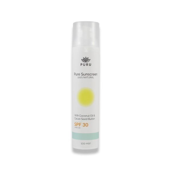 Pure 100% Natural Sunscreen SPF 30