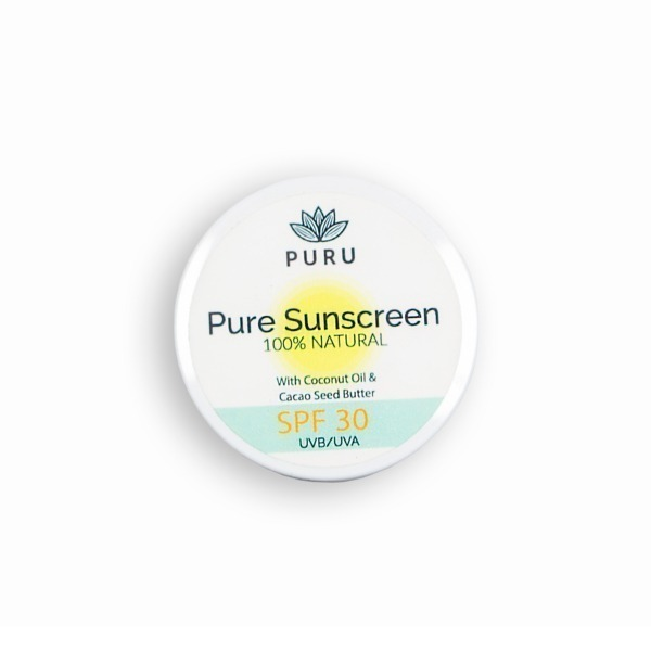 100% Natural Pure Sunscreens Pocket Size SPF 30