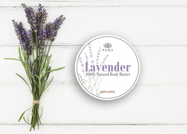 100% Natural Lavender Body Butter photo 1