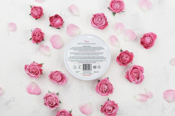 100% Natural Rose Body Butter photo 4