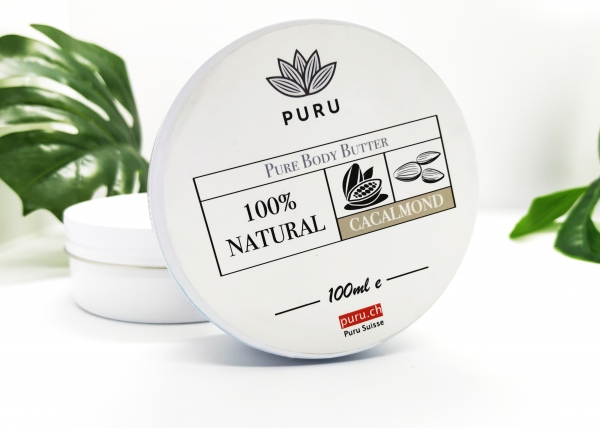 100% Natural Pure Body Butter Cacalmond photo 1