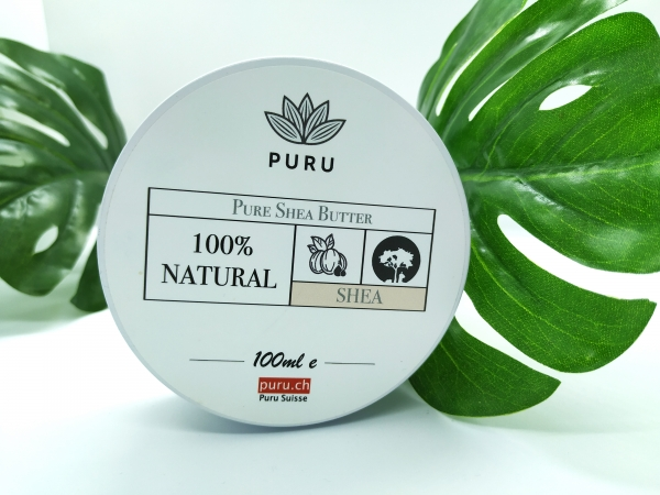 100% Pure Natural Shea Butter PURU photo 1