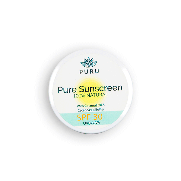 100% Natural Pure Sunscreen