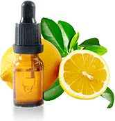Limonene 100% natural ingredient with lemon