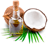 Coconut Extract 100% natural ingredient